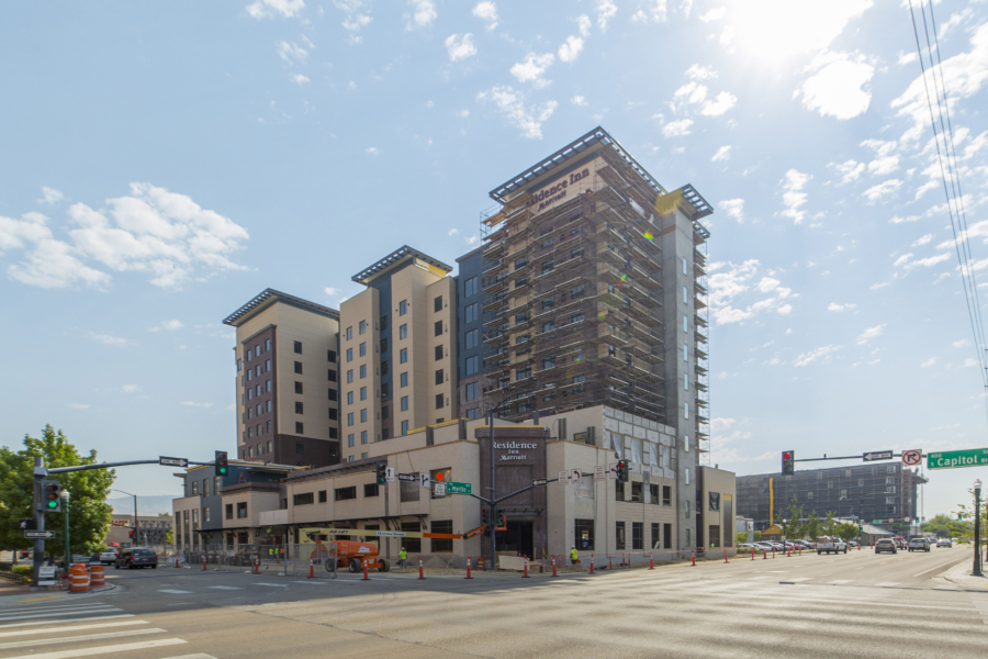 Residence Inn Marriott – Downtown Boise